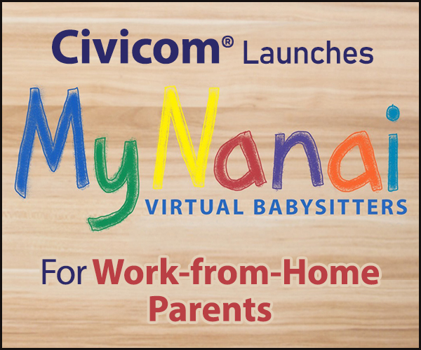 Virtual Babysitting Service MyNanai Helps Parents Working-From-Home